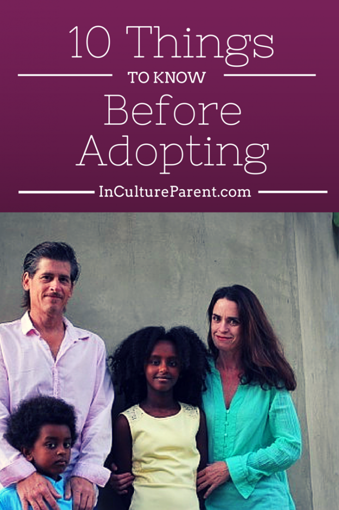 10 things to know before adopting